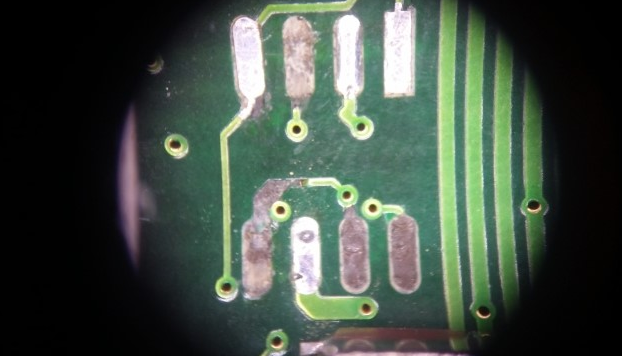 PCB 焊盘修复