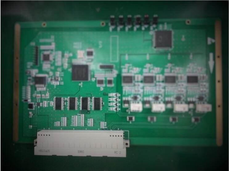 PCB连接器修理